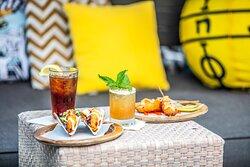 Wet Deck - Food & Beverage