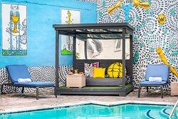 WET Outdoor Courtyard Pool
