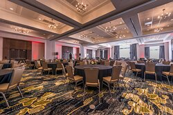 Host an event you'll never forget in our spacious ballroom.