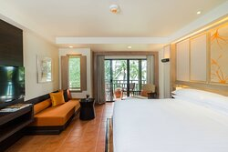 King Premier Beach Front Guest Room