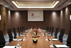 Vanda Meeting Room - Boardroom Setup