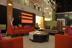 Holiday Inn Sarasota Airport Hotel Lobby
