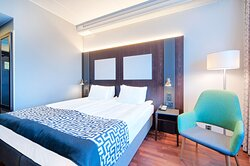 A nice sea view is included in your Superior guest  room