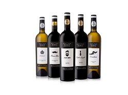 Die Feinweinlinie - besondere Weine für Weinliebhaber!