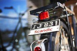 scandic bicycle