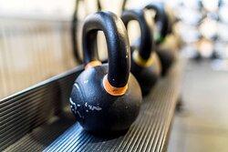 Scandic gym