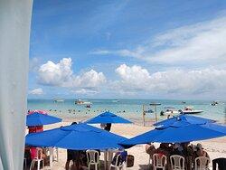 Excelente Beach club em Maragogi!