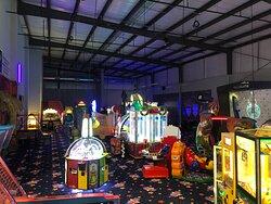 lots of arcade play