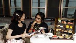 Afternoon Tea@Bridge Lounge