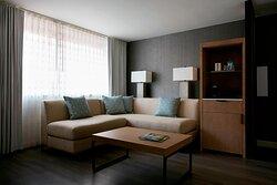 City Center Suite - Living Area