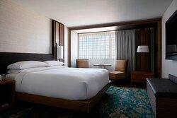 Vice Presidential Suite - Bedroom