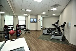 Stay Fit with our 24-Hour Fitness Center