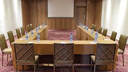 Conference Room at the Crowne Plaza Panama Airport Hotel