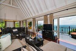 Two Bedroom Family Ocean View Villa