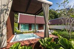 Club One Bedroom Pool Villa
