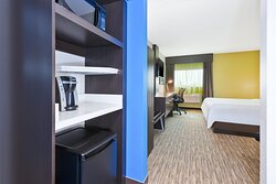 Our newly renovated King Room
