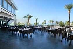 Ana Restaurant açık alan görünümü