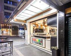 Kalamaki Meat Bar in Lions Square