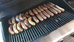 Op reservering is alle catering denkbaar mogelijk, zeker ons eigen BBQ-Buffet
