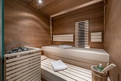 Sauna Mountain Suite