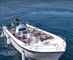 Barco especializado para Observação da Vida selvagem