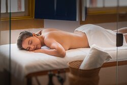 Sala de massagem