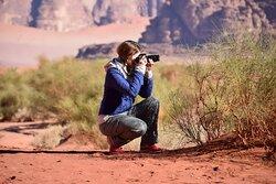 Wadi Rum photographers haven