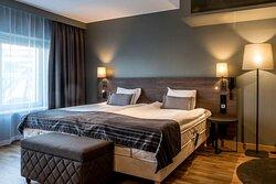 Scandic Infra City Accessibleroom KSR Sleepingroom