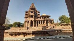 Mandore Garden in Jodhpur