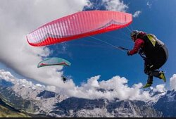 The best place for do paragliding