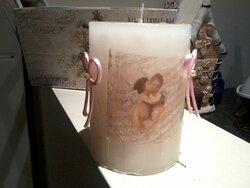 Handmade candles !