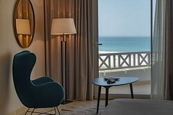 Premium room with sea view and balcony