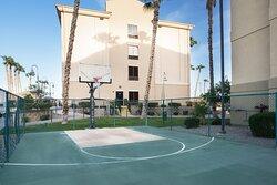 Guest Basketball Court
