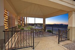 Candlewood Suites-Yuma Guest Patio