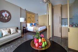 Sea View Apartment Room
