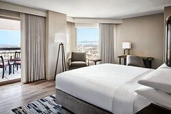 King Balcony Guest Room - City View