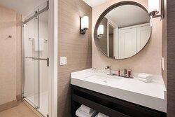 Guest Bathroom - Walk-In Shower