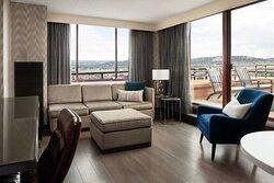 Balcony Suite - Living Area