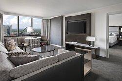 Executive Suite Overlooking Atlanta