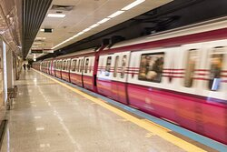 You may use metroline to reach Ataturk Airport