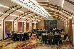 The Loft - Banquet Setup