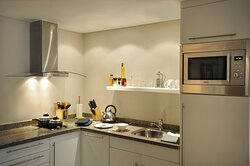 Staybridge Suites-Cairo - fully equipped suite Kitchen