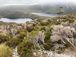 From Near Marions Lookout