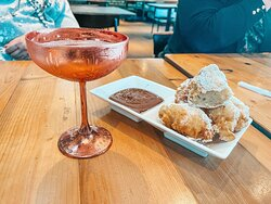 """""""Ciao Bella"""" Cocktail and Zeppole"""