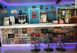 Blue Topaz Cafe Diner
