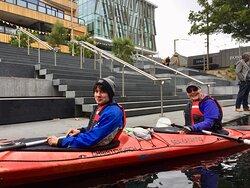Christchurch City Center