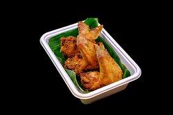 Ayam goreng rempah Singapore