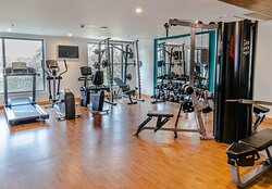 24 hours Fitness Centre