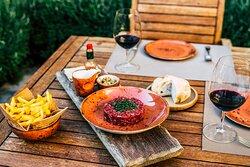 Le Domaine Menu At Cloister Restaurant
