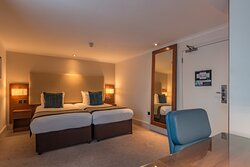 Thistle Trafalgar Square Bedroom 13